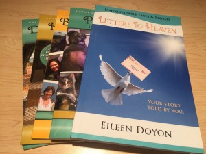 The Unforgettable Faces & Stories series by Eileen Doyon | Your Story Told by You.