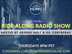 Eileen Doyon on The Ride Along Show 9/21/17