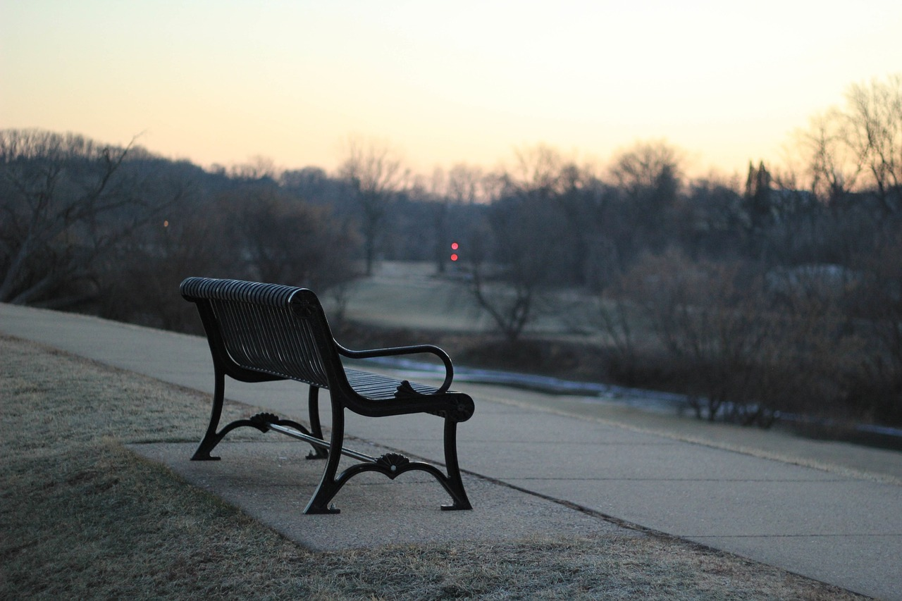 Empty Chairs | The Grief Toolbox