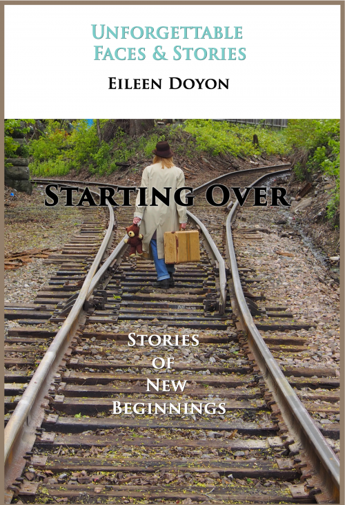 Book contributor Tiffany Ann Beverlin on Starting Over