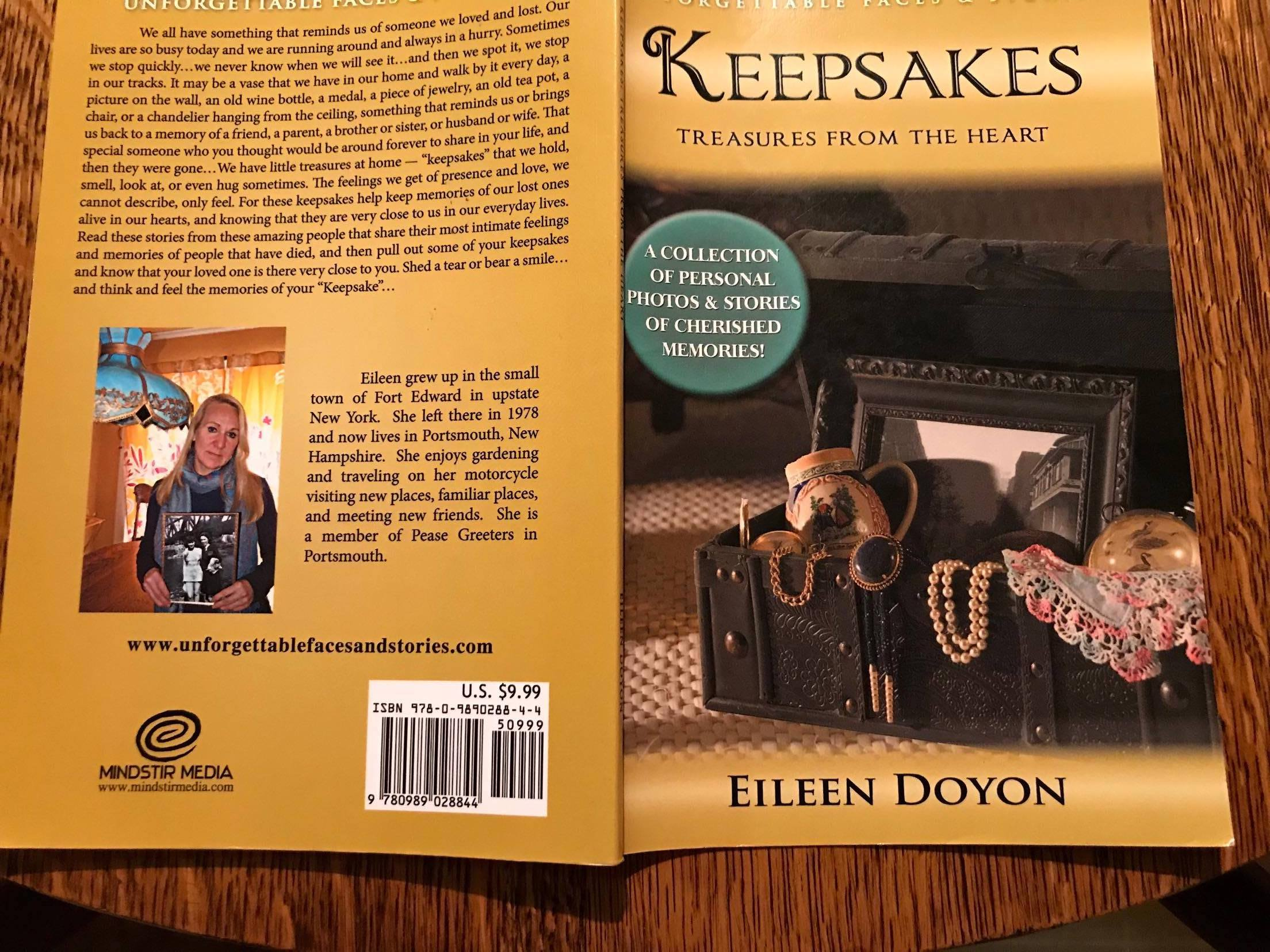 Keepsakes: Treasures From the Heart | Unforgettable Faces & Stories