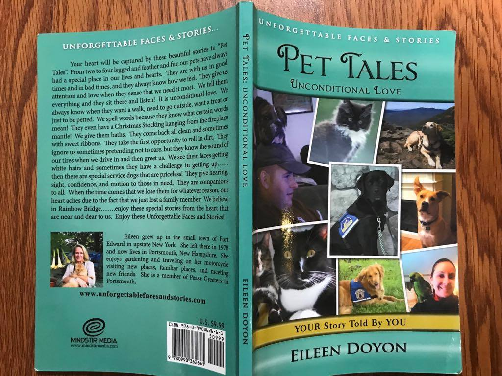 2 and 4 legged friends Pet Tales: Unconditional Love
