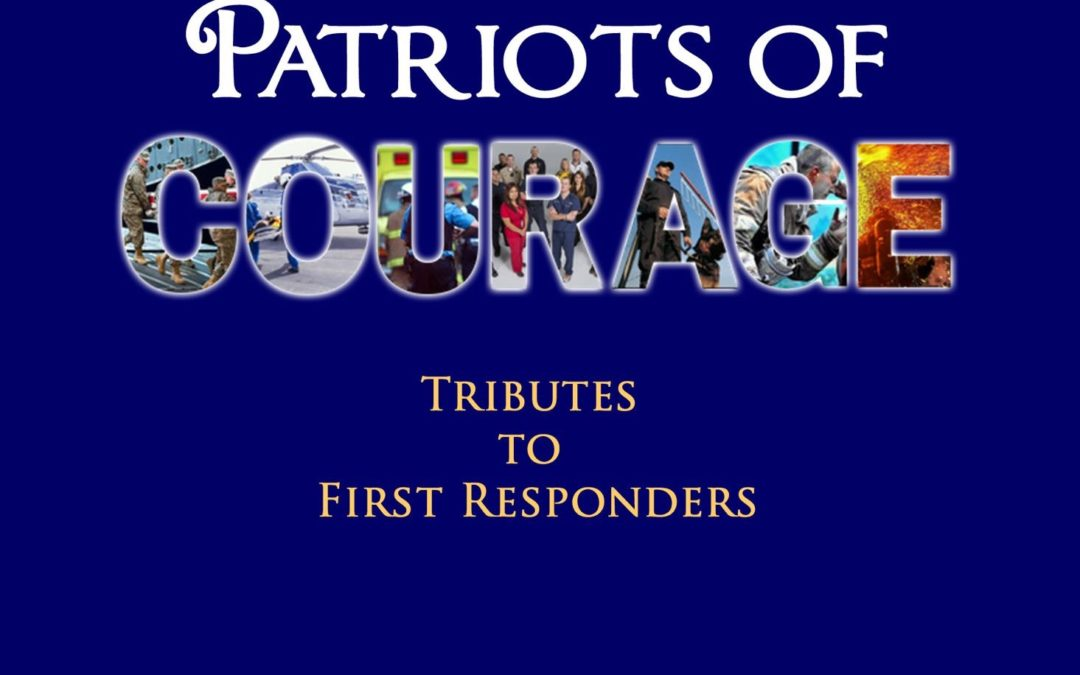"Guido Van DeWiel pays tribute to his dad, in ""Patriots of Courage, Tributes to First Responders"""